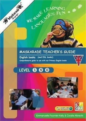 Cosmoville Teacher's Guide for English Books Primary Levels 1,2,3: English...