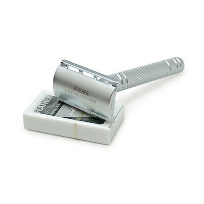 Feather Feather All Stainless Razor (AS-D2)