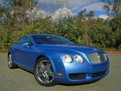 Continental GT  2005 Bentley Continental GT Automatic 2-Door Coupe