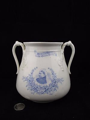 Boxer Bros Montreal Rhp . Queens Jubilee Two Handled Sugar Bowl Rd63584