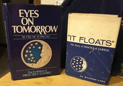 Procter & Gamble Books-It Floats & Eyes On Tomorrow