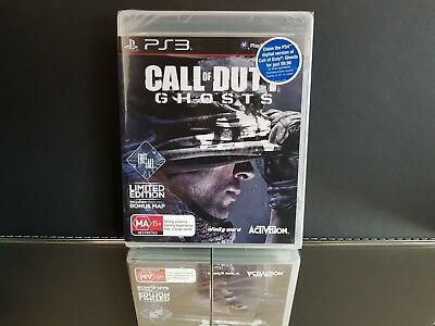 Call of Duty Ghosts NEW/SEALED PS3 - PlayStation 3 Game