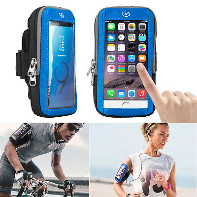 Sport Armband Case For Samsung Galaxy S8 S9 Note 8 Arm Band Pouch Phone Holder