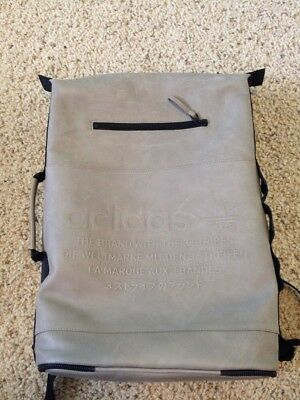 ADIDAS ORIGINALS DAY Backpack Cardboard Leather NMD Bag SOLD OUT ( BR8985 )