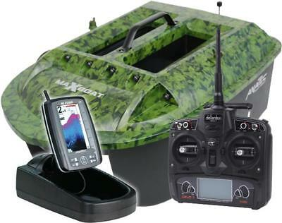 Anatec Maxboat Lithium Batteries Ivy With DEVO7 And ALF500 Fishfinder NEW