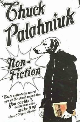 Non-Fiction by Chuck Palahniuk 9780099437970 (Paperback, 2005)