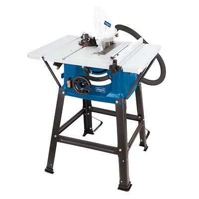 Scheppach HS81S Table Saw with Stand 8 Inch / 210mm 1500W 240V
