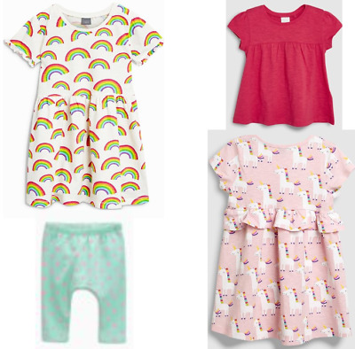 MultiListing Baby Girls Clothes 3-6 months BUILD A BUNDLE Vests Tops Leggings Tu