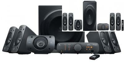 Logitech Z906 5.1 Surround Sound Speaker System with THX (980-000467)