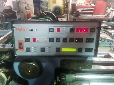 8 Channel Pafra Mpc Glue Unit - For Folder Gluer