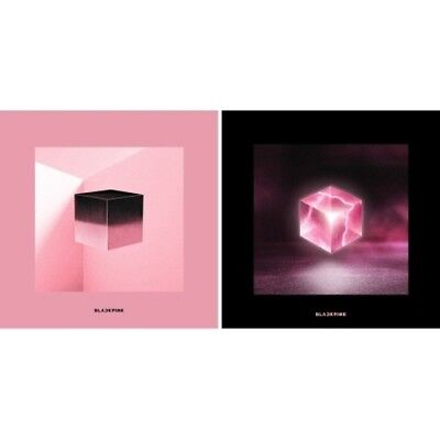 BLACKPINK-[Square Up]1st Mini Album Random CD+Poster+Booklet+etc+Gift+Tracking