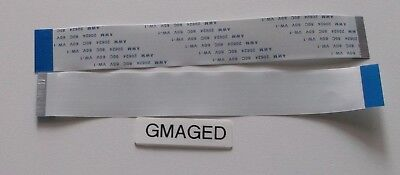 """Lcd Ribbon Cable For Hantle 1700W / Genmega G1900 /2500/  GT3000  ATM 7"""" Lcd"""