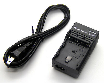 Battery Charger Fit Sony Cyber Shot Dsc F707 Dsc F717 Dsc F828