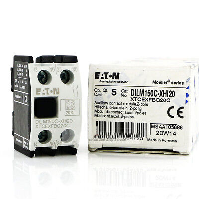 Eaton,Moeller DILM150C-XHI20 Auxiliary Contact