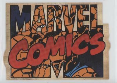 2010 Rittenhouse 70 Years of Marvel Comics Character Cards #C7 Thing Card 2a7