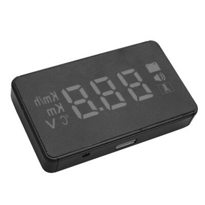 Multi-function Car Vehicle-Mounted HUD Head Up Display(Speed, water tempera V8S4