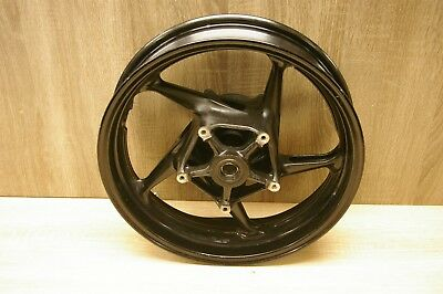 Yamaha XP500 XP530 TMax T-Max 530 59C front wheel / rim BUCKLED