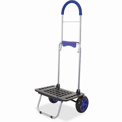 Hand Truck Push Cart 200 Lbs. Capacity Convertible Moving Dolly Trolley Foldable