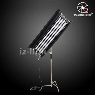 No Need Ballast Pro Kino 200W 2600~6000K Dimming DMX+C-Stand For Photography