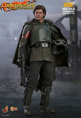 Hot Toys 1/6 MMS493 – Solo: A Star Wars Story - Han Solo (Mudtrooper)
