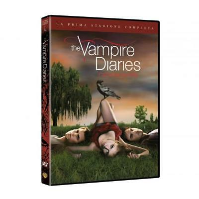 Dvd Vampire Diaries (The) - Stagione 01 (5 Dvd)