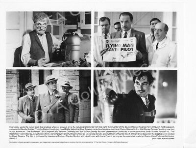 THE ROCKETEER-1991-TERRY O'QUINN-ALAN ARKIN-8x10 STILL FN