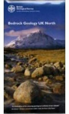 Bedrock Geology of the UK: North by P Stone (Mixed media product, 2007)