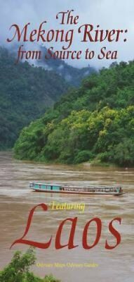 The Mekong River: From Source to Sea Featuring Laos by Mark Stroud, Jaffee...
