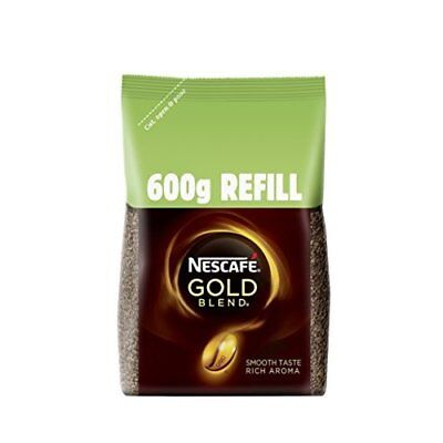 Nescafe Gold Blend Instant Coffee 600 g (Pack of 1)