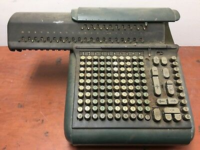 FigureMaster Marchant Calculator AB10FA-484114 *Untested* OO206