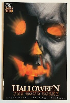 Halloween : One Good Scare Comic • Michael Myers • H25 Convention Exclusive