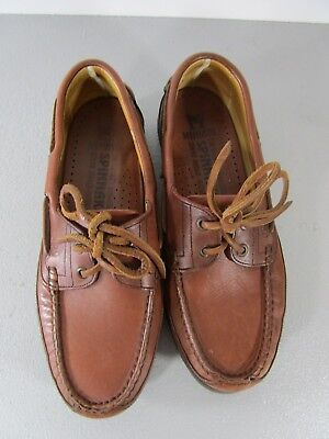 f6dfc60c77 MEPHISTO SPINNAKER CAP Vert Penny Loafer 9 US Brown Men's Boat ...