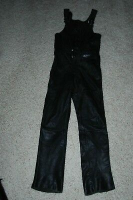 Ladies motorcycle leathers HEIN GERICKE 1 piece size 32 small, tall..