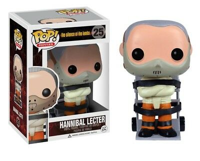 Funko Pop! Movies: The Silence Of The Lambs: Hannibal Lecter 25 Vinyl