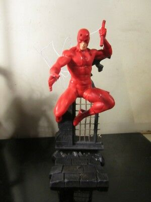 Diamond Select Toys Marvel Gallery: Daredevil (Comic Version) Pvc Figure~