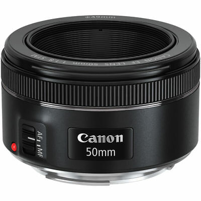 Canon EF 50mm f/1.8 STM Lens Brand New **GENUINE CANON WARRANTY**