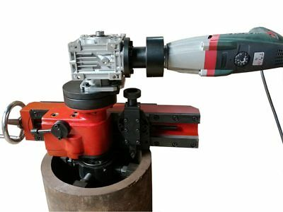 Versatile Flange facer high efficient and precisen, easy setup competitive price