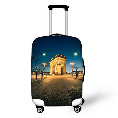 """26""""- 28"""" Elastic Luggage Suitcase Cover Protective Bag Dustproof Case 11"""
