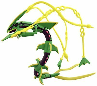 "Takaratomy Official Pokemon X & Y Hyper Size HP-07 Mega Rayquaza 5"" Action"