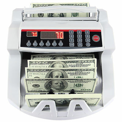 BN Money Cash Counting Bill Counter Bank Counterfeit Detector UV & MG Machine