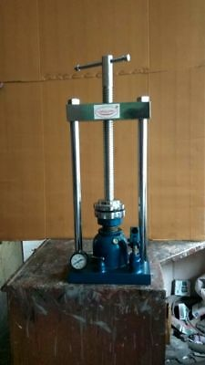 Macrodent Pressing Flasks - Hydraulic Press Machine No. 1 Indian Product