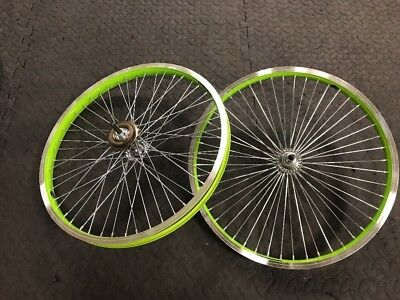 "20"" Childs Bike Wheelset - Brand New"