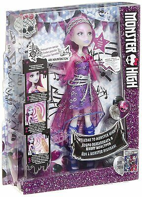 Monster High Singing Popstar Ari Hauntingon Doll Mattel
