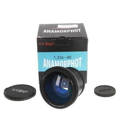 SLR Magic Anamorphot 1.33x 40 Anamorphic Adapter f/ MFT  Super 35/APS-C 1000772