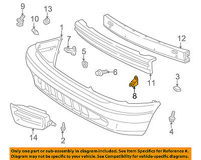 FITS 11-17 TOYOTA Sienna MP Style Front Bumper Lip Spoiler