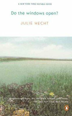 Do the Windows Open? by Julie Hecht 9780140271454 (Paperback, 1998)
