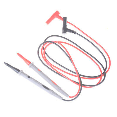 Needle Tipped Tip Multimeter Probes Test Leads Tester 1000V 20A 100cm Cable CL~