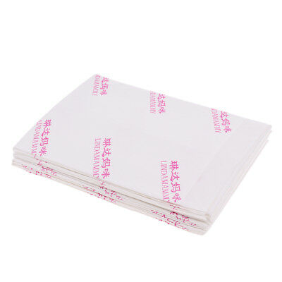 4 pcs Waterproof Absorbent Sheet Bed Pad for Kid Adults with Incontinence