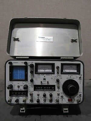 Genuine IFR FM/AM-1000 S Communication Service Monitor Ser. No. 504 For Parts