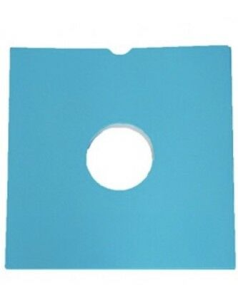 """50 X 12"""" Blue Card Record Masterbags Sleeves / Covers *new*"""